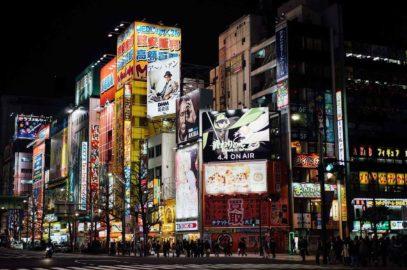 Bezienswaardigheden en uitgaan in Japan