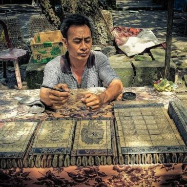 Shoppen op Bali