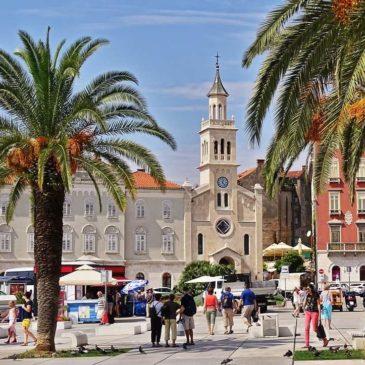 Vakantie in Split (Kroatië)