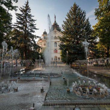 Košice, de tweede stad van Slowakije