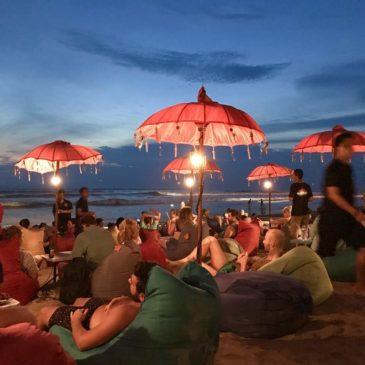 Uitgaan in Bali