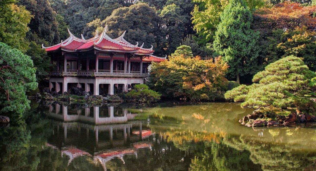 Tempels in Japan