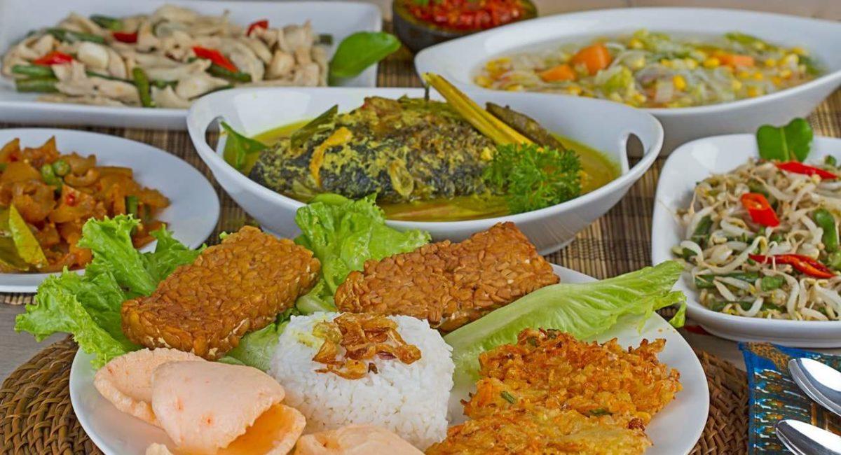 Indonesische lunch