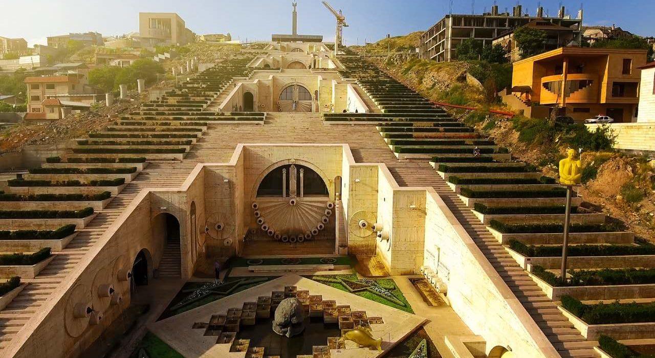 Rondreis Armenië