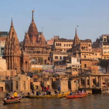 Waarom Varanasi de spirituele hoofdstad van India is