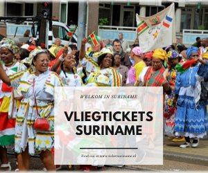 TicketSuriname.nl