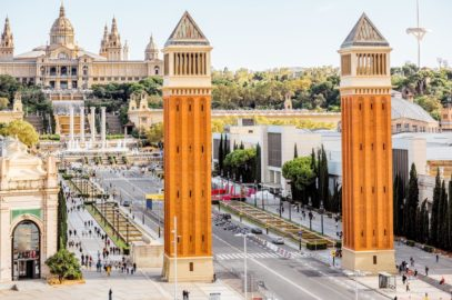 Prijzen in de Catalaanse stad Barcelona