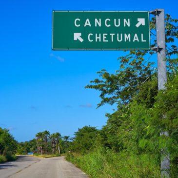 Hoe kan je je verplaatsen in Cancun?