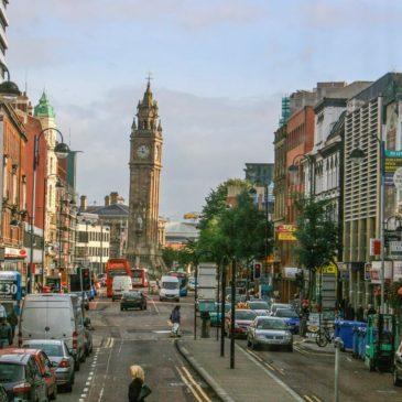5 bezienswaardigheden in Belfast