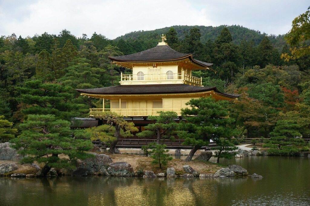 De magische stad Kyoto