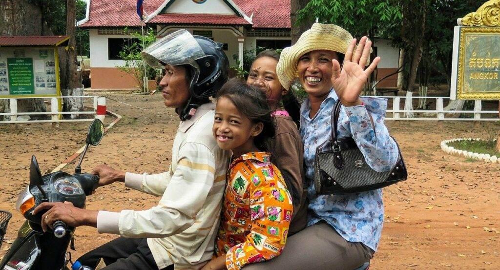 Dit moet je beslist niet doen in Cambodja
