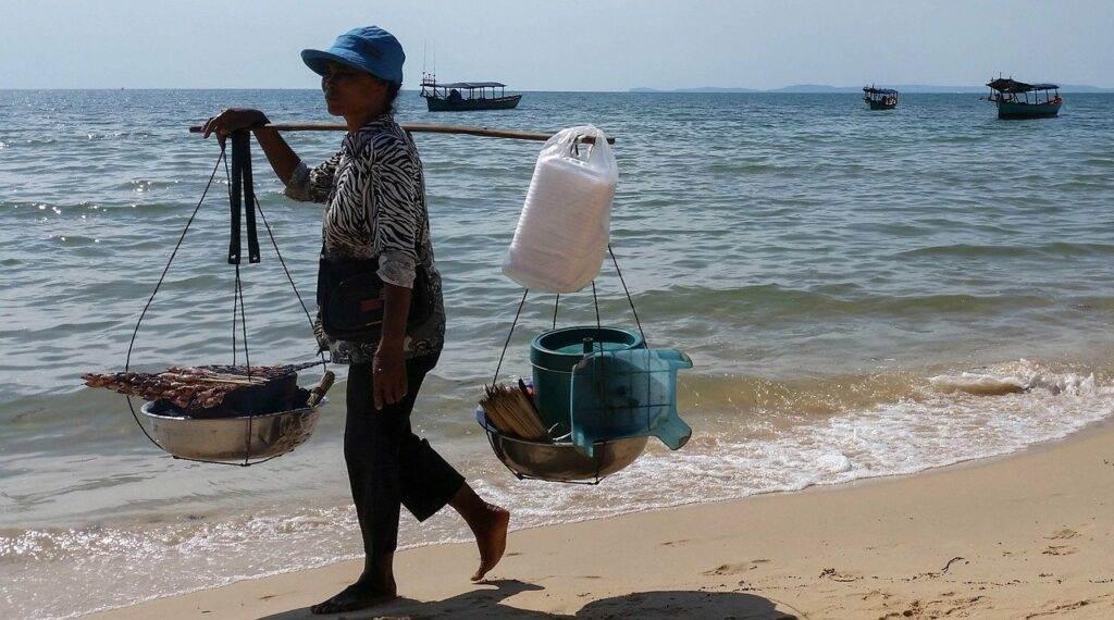 Sihanoukville Cambodja