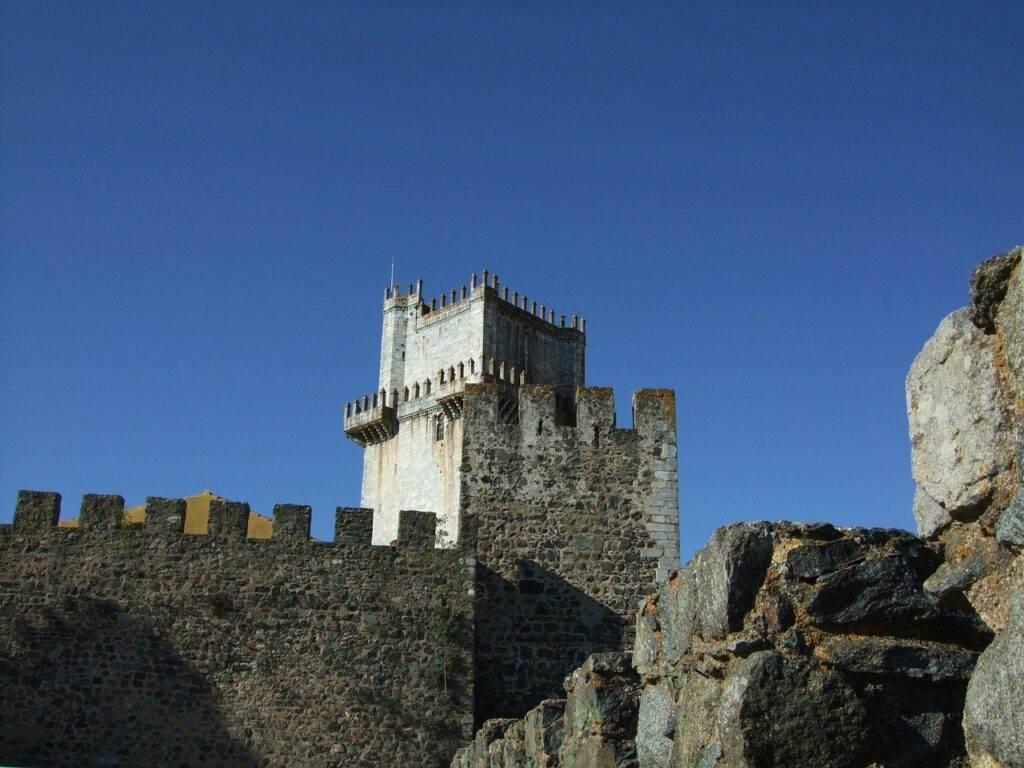 kasteel van Beja
