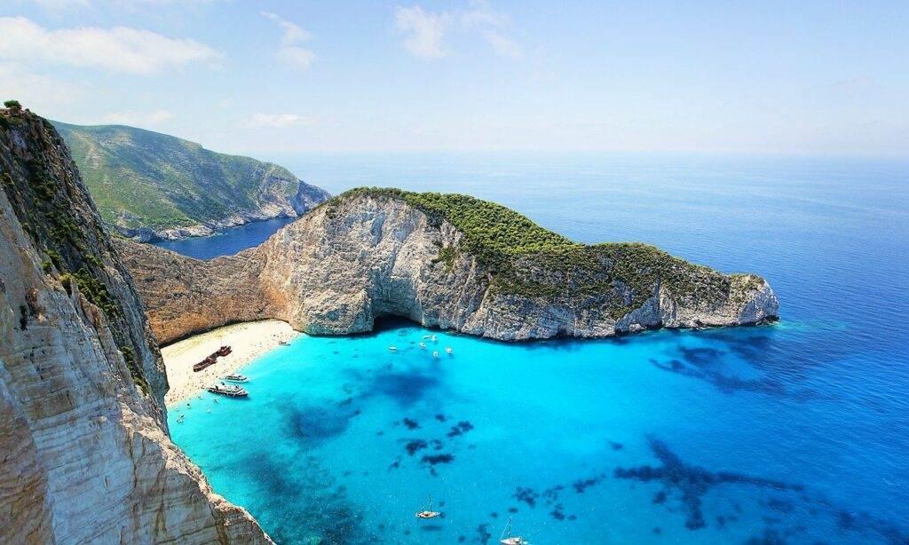 Ook code GEEL: Vakantie op Zakynthos
