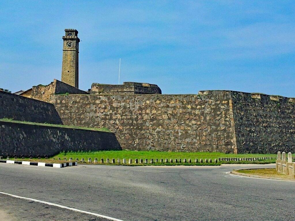 Galle Fort & Unawatuna Beach Sri Lanka