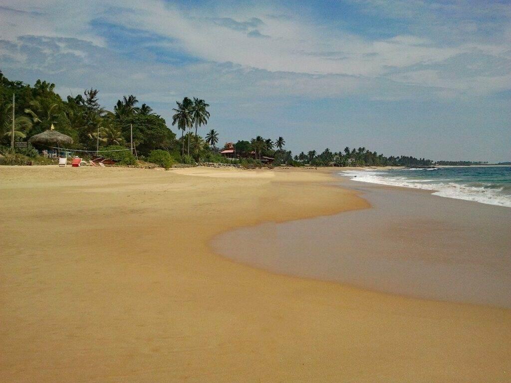 Bezoek Hikkaduwa, Het Surfparadijs Van Sri Lanka
