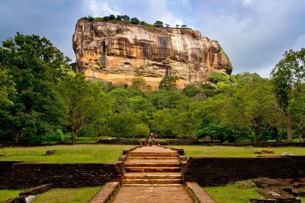 De Hotspot Van Sri Lanka: Sigiriya