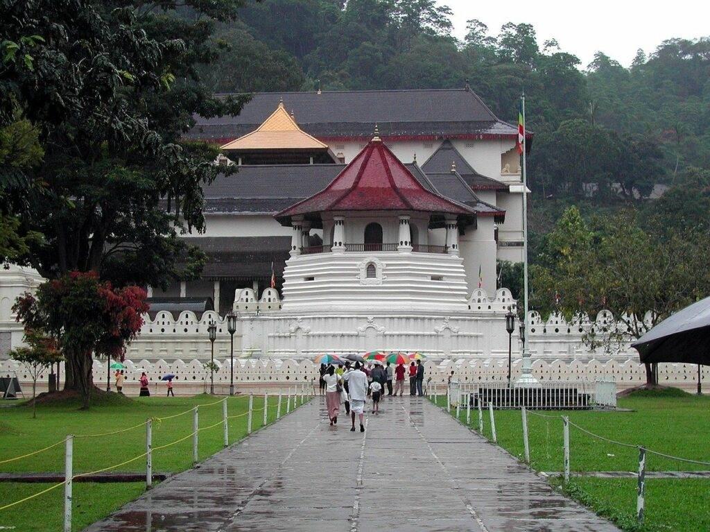 Kandy het Magisch Hart Van Sri Lanka