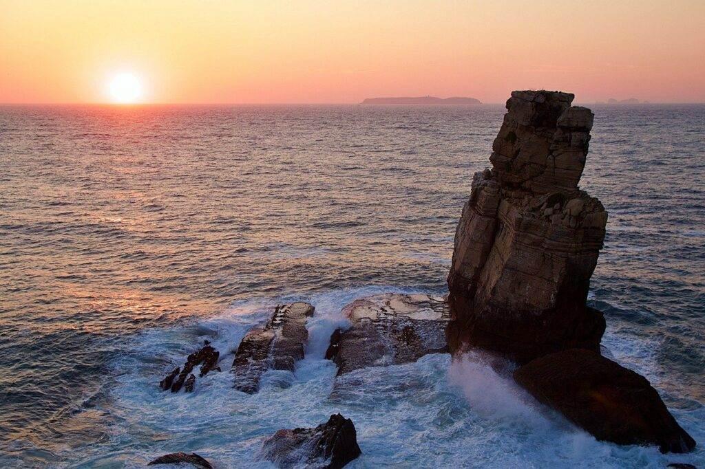 Peniche – de hoofdstad van de golven op zee