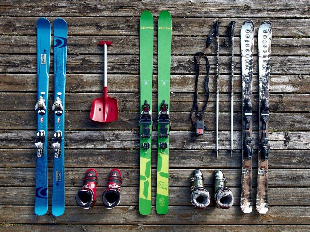 Wintersportvakantie : Hier de ultieme paklijst