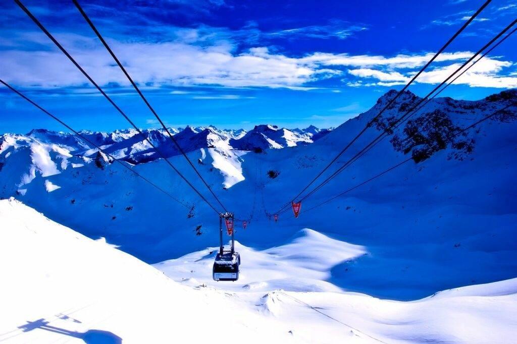 Appartement skigebied Zwitserland