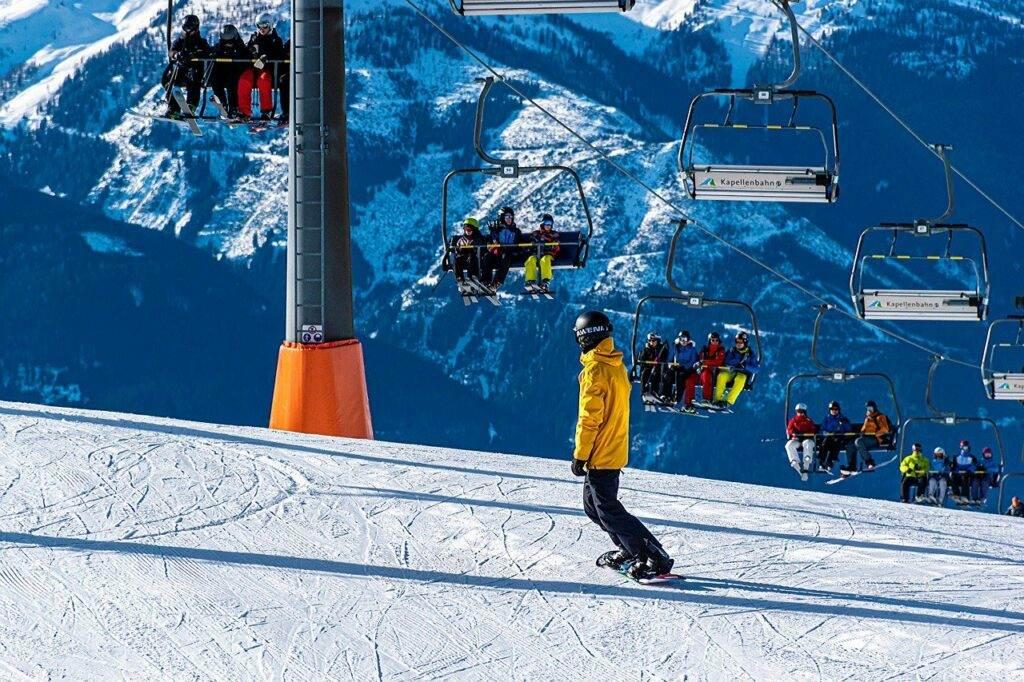 Top 10 wintersportgebieden 2021-2022