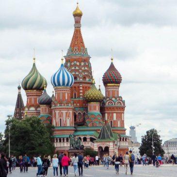 De belangrijkste bezienswaardigheden in Moskou